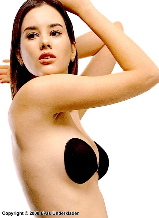 Self adhesive bra Without tape
